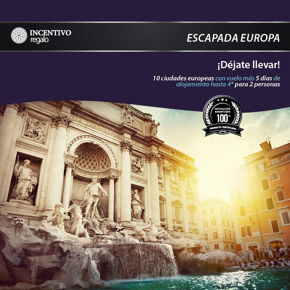 Escapada Europa 5 días 1