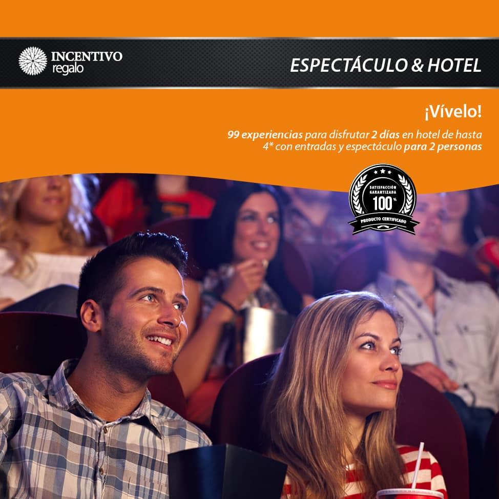 Espectáculo y Hotel 1