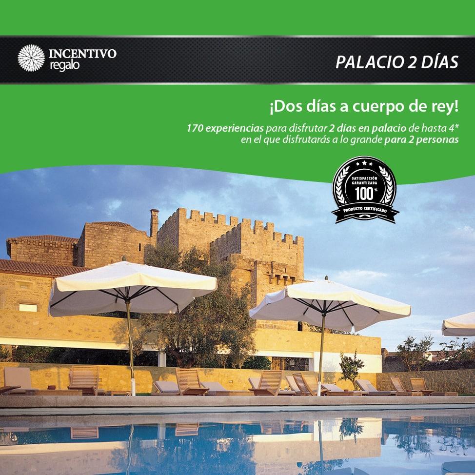 Palacio 2 días Premium 1