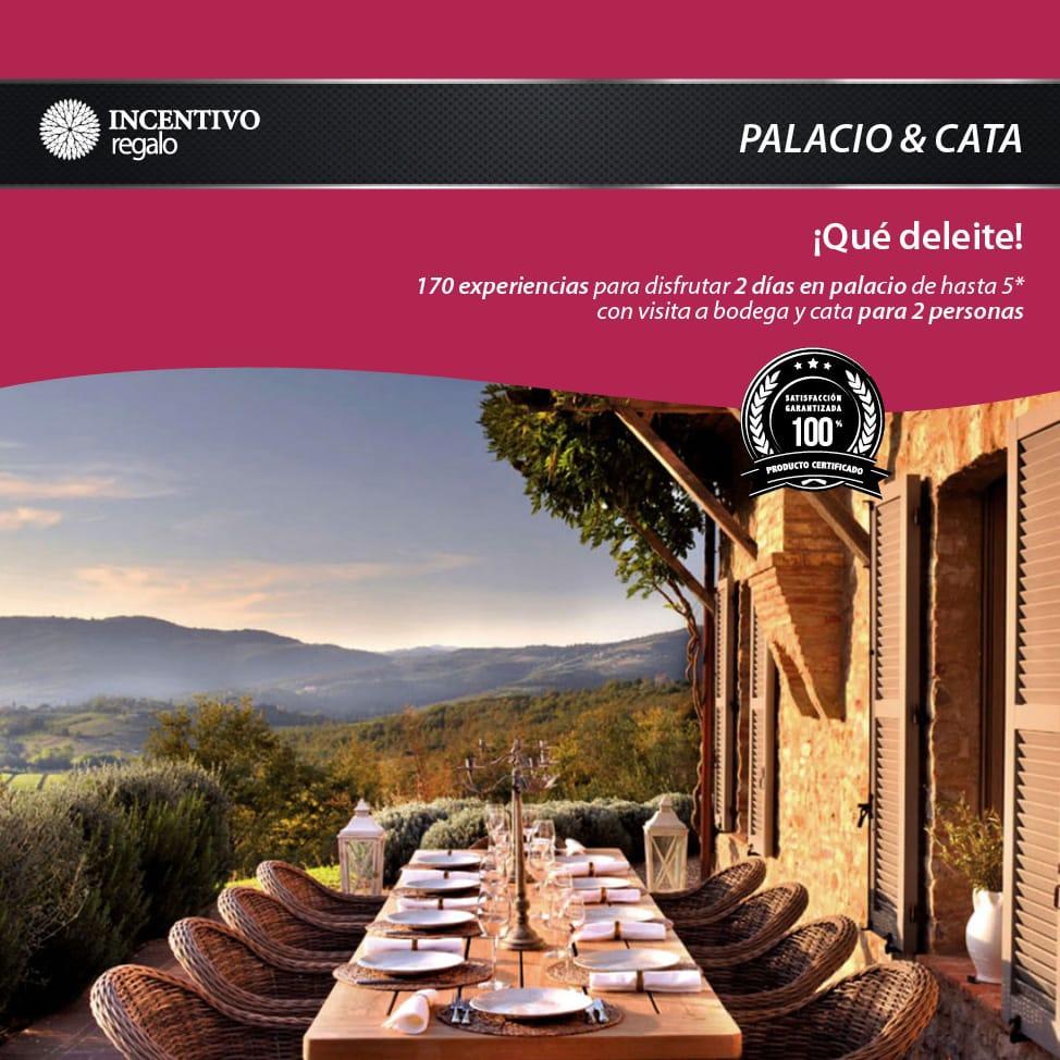 Palacio Premium 2 días & Cata 1