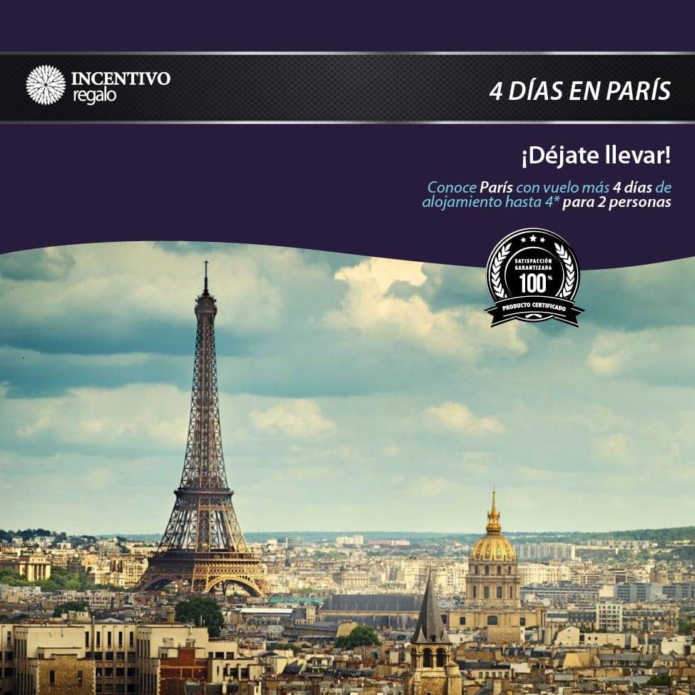 4 días en París 1